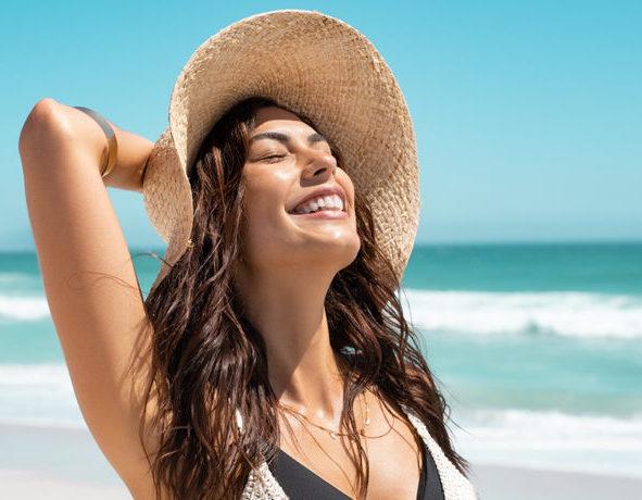 summer estate wellness crema sole protezione SPF bambini donna abbronzatura parafarmacie
